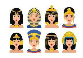 Cleopatra Queen Vector