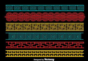 Greek Key Border Vector