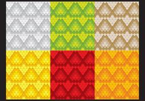 Snake Pattern Vectors
