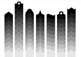 Chart Diagram Grey Gradient Free Vector