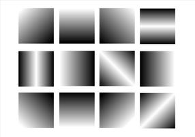 Linear Grey Gradient Free Vector