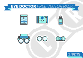 Eye Doctor Free Vector Pack