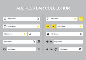 Address Bar Collections