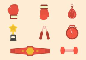 Flat Boxing Vectors