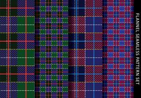 Tartan Flannel Pattern