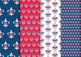 Eagle Scout Vector Patterns