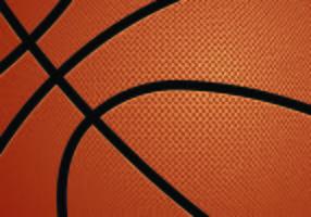 Vector Of Basketball Textures