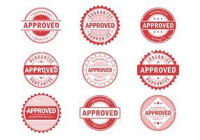 Approved Stempel Vectors