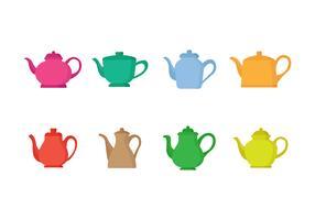 Free Set of Teapots