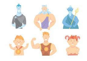 Hercules and God Vectors