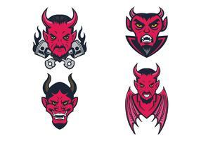 Free Devils Vector