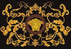 Vector grega Versace
