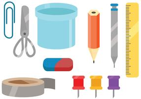 Free Stationery Vectors