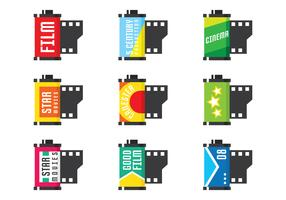 Film Canister Set