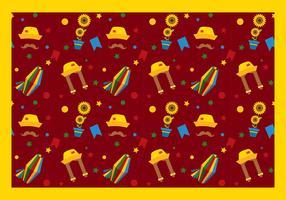 Festa Pattern Vector