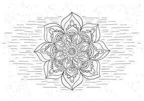 Free Flower Symbol Vector