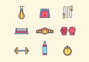 Free Boxing Icons