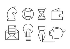 Free Set of Business and Finance Icons