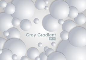 Grey Gradient Dot Background