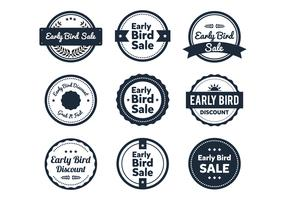 Early Bird Label