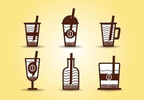 Bubble Tea Vector