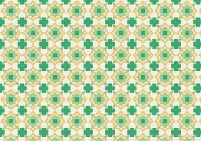 Colorful Square Pattern Background