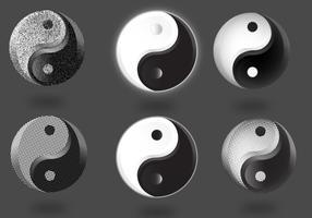 Tai Chi Symbol Set