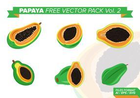 Papaya Free Vector Pack Vol. 2