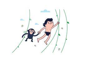 Free Tarzan Vector