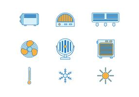 Free Heater Vector Icons
