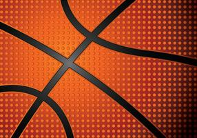 Riveted Basketball Texture Vector