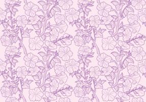 Petunia Seamless Patterns