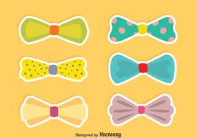 Nice Hair Ribbon Vectors