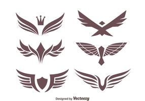 Eagle Seal Collection Vectors