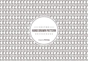 Hand Drawn Background Pattern