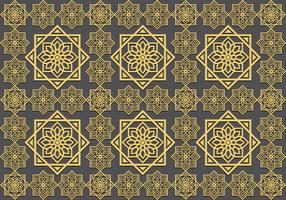 Islamic Ornament Seamless Pattern