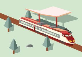TGV Vector Mockup Art
