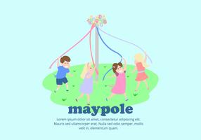 Maypole Background