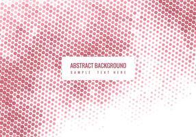 Free Vector Modern Halftone Background