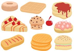 Free Sweets Vectors