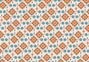 Islamic Ornaments Colorful Vector