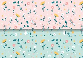 Free Vintage Floral Pattern
