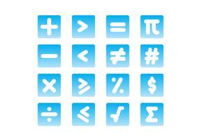 Math Symbol Gradient Vectors