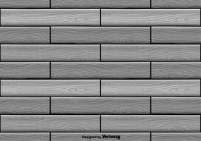 Wooden Planks Vector Seamless Pattern