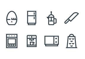 Kitchen Utensil Icon