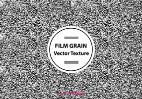 Abstract Film Grain Vector Texture