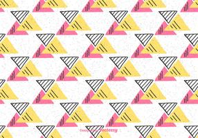 Triangle Geometric Background