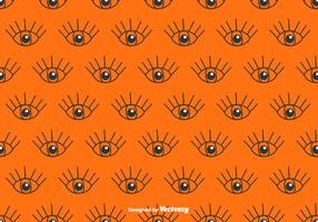 Eye Vector Pattern