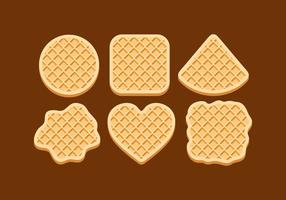 Waffles Vector