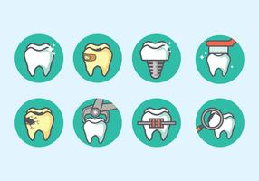 Dentista Icon Vector